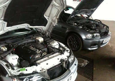 BMW Servicing at ST-Racing Norwich