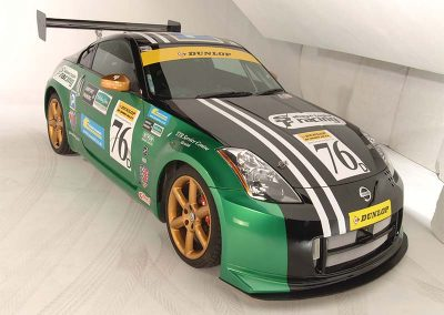 Nissan 350Z at Shawn Taylor Racing